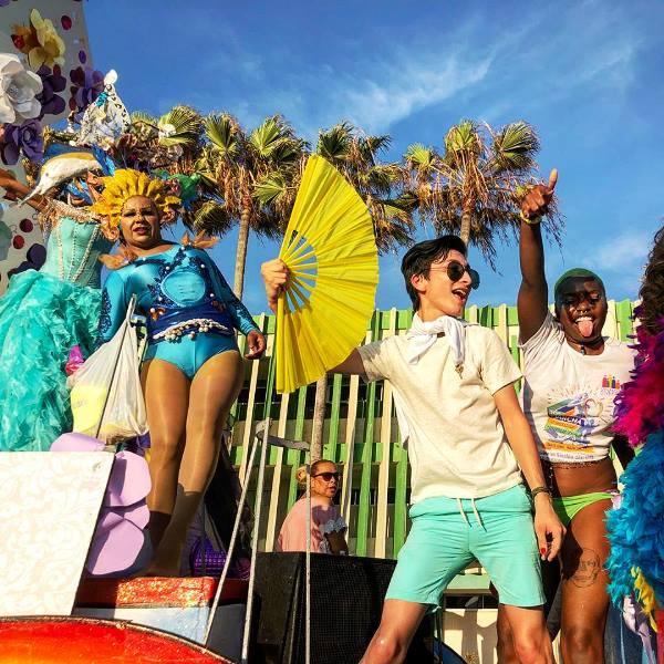 Marcha Gay Mazatlán 2018 3