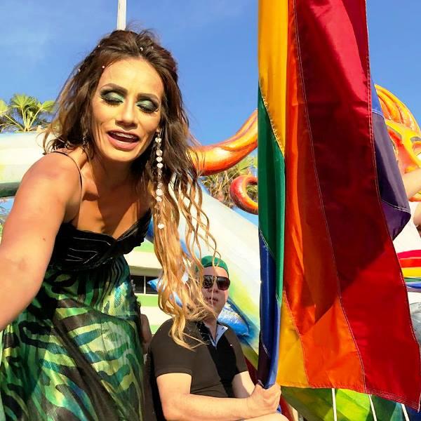 Marcha Gay Mazatlán 2018 5
