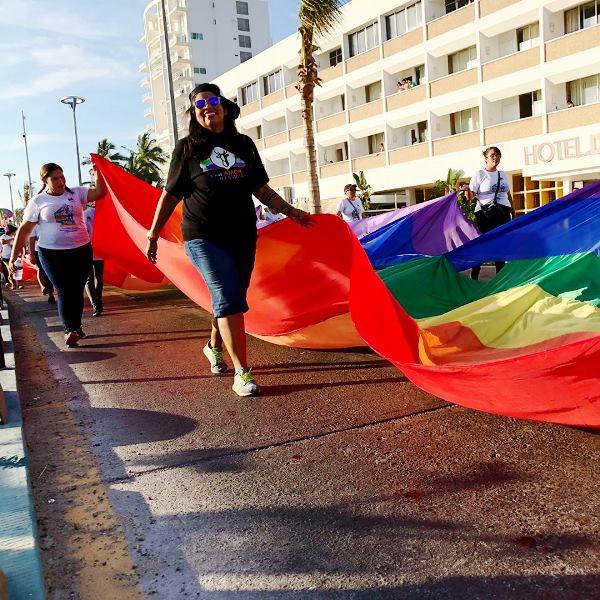 Marcha Gay Mazatlán 2018 9
