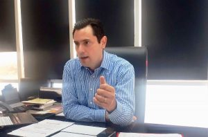 Rafael Rodríguez Castaños Delegado SE 2018