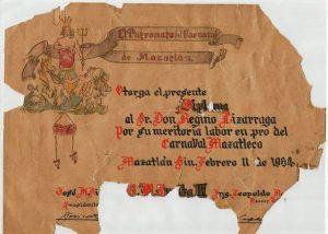 Regino Carlos Lizárraga una Historia que Continúa...1