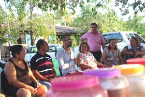 San Javier San Ignacio Sinaloa México Formaci{on de Comit{e Pueblo Señorial 07 Junio de 2018 (16)