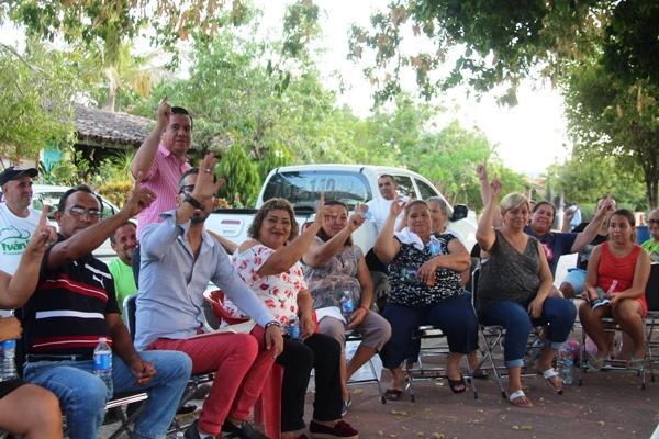 San Javier San Ignacio Sinaloa México Formaci{on de Comit{e Pueblo Señorial 07 Junio de 2018 (25)