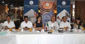 VI Simposio Centros Històricos Sede Mazatlàn Junio 2018 MIC Rueda de Prensa 1