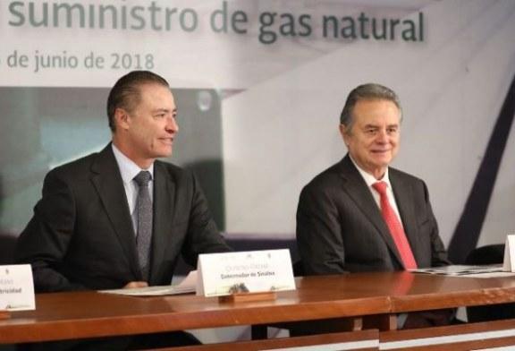 El gas natural llega a Sinaloa