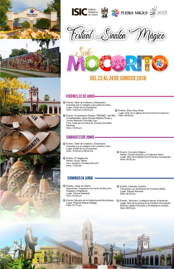 Festival Sinaloa Mágico | Mazatlán Interactivo