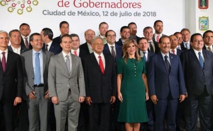 Gobernador de Sinaloa participa en reunión de la CONAGO