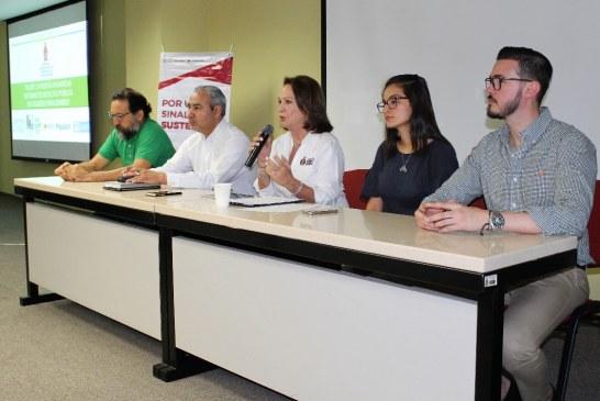 La SEDESU imparte Taller sobre el Sistema de Bicicletas Públicas para las Ciudades de Sinaloa.