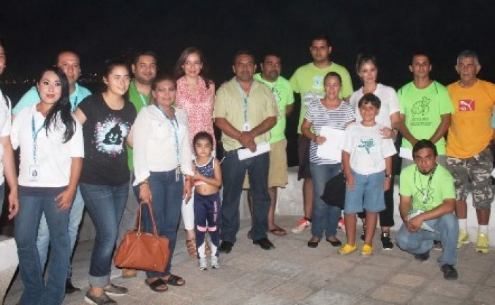 <center>Acuario Mazatlán comprometido con la preservación de la Tortuga Marina</center>