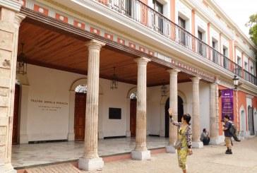 Centro histórico con un estilo Tropicalmente Mazatleco