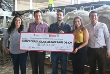 Sinaloa contará con la primera planta de cerveza artesanal