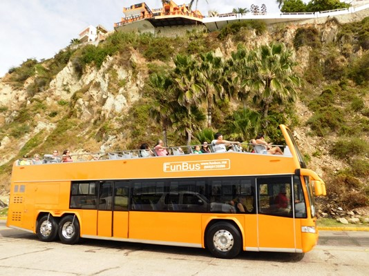 Aùn es Tiempo Verano Mazatlàn 2018 Fun Bus