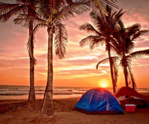 Aún es Tiempo Verano Mazatlàn 2018 Acampar