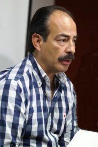 Héctor Flores Santana Director CPTM Julio 2018 Mazatlán Talleres Crisis Alertas