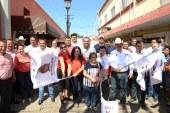 <center>Inicia rehabilitación de mercado municipal de El Fuerte Pueblo Mágico</center>