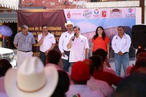 Inicia Rehabilitación del Mercado Municipal San Juan de Carapoa de El Fuerte Pueblo Mágico 2018 2