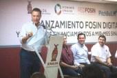 <center>Lanzan en Sinaloa el Programa Fosin Digital</center>