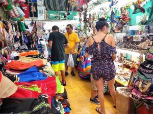 Mercado Municipal Pino Suárez Mazatlán Zona Trópico Verano 2018 Turistas 2