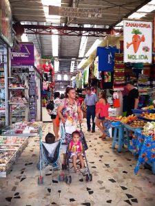 Mercado Municipal Pino Suárez Mazatlán Zona Trópico Verano 2018 Turistas 3