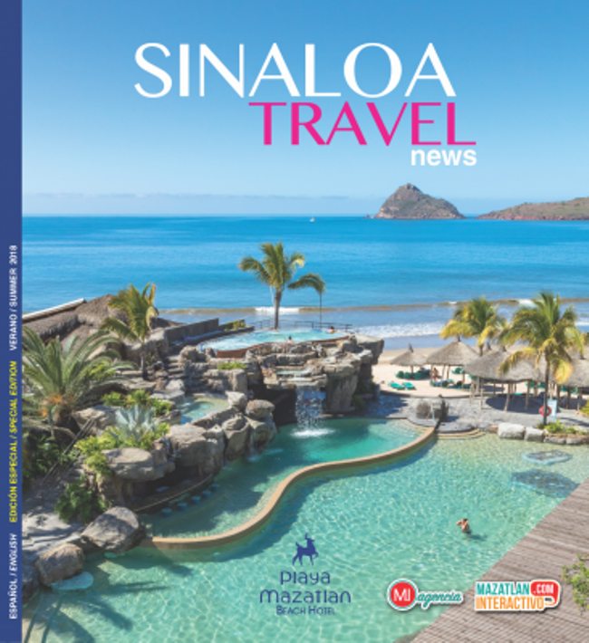 Portada Verano Sinaloa Travel News 2018