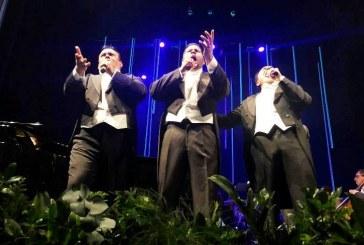 <center>Cuatro sinaloenses de cuidado celebran histórico concierto en el TAP Mazatlán</center>