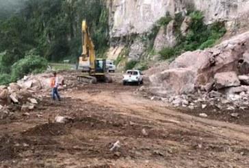 Reabren provisionalmente la libre de Mazatlán a Durango
