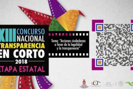 Concurso de cortometrajes 'Transparencia en Corto'