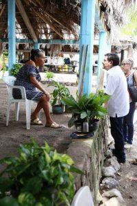 Buscan elevar la calidad de los servicios en la Isla de la Piedra 1