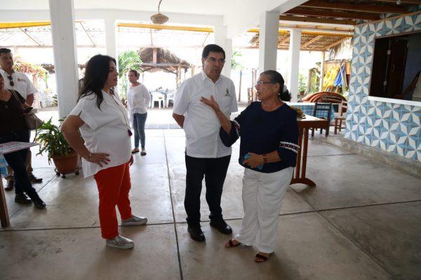 Buscan elevar la calidad de los servicios en la Isla de la Piedra 5