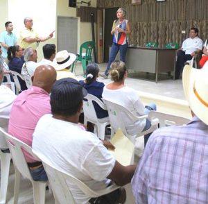 Buscan elevar la calidad de los servicios en la Isla de la Piedra 6