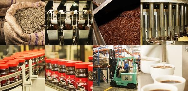 Café el Marino Exportación 2018