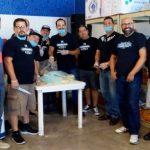 <center>No Todo es Velocidad y Curvas en Moto Club Mazatlán: Jornadas Alimentarias</center>