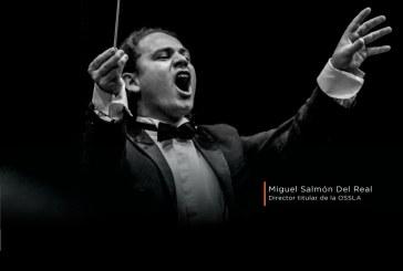 El exitoso director orquestal Miguel Salmón Del Real visita CEUS
