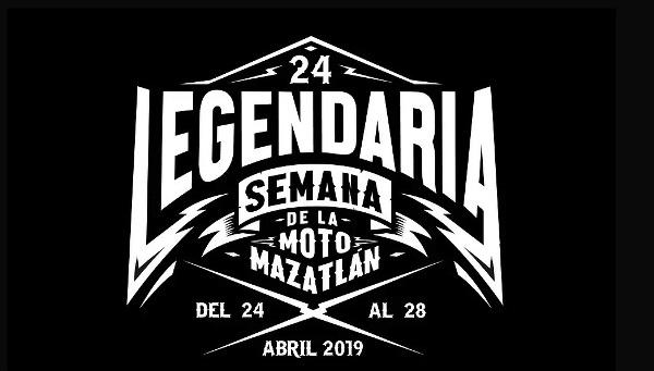 Moto Club Mazatlán Legendaria Semana de la Moto 2019