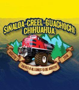 Segunda Edición Ruta Sinaloa Guachochi Creel Chihuahua 2018