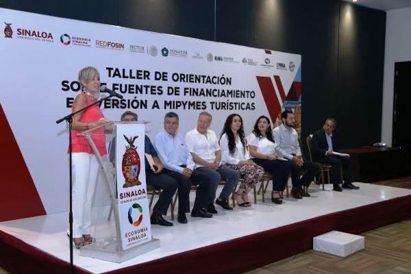 Taller de Financiamiento Turístico Mazatlán Agosto 2018 MIC 1 2