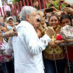 AMLO en Mazatlán Olas Altas Septiembre 2018 Gira Agradecimiento 6