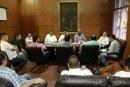 Alcalde informa sobre  los avances del Malecón
