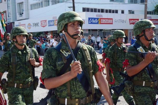 Desfile Independencia AHome 2018 2
