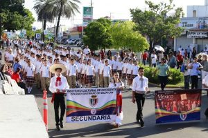 Desfile Independencia Mazatlán 2018 1