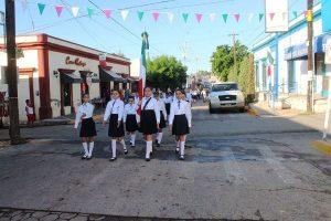 Desfile Independencia Sinaloa Municipio 2018 1