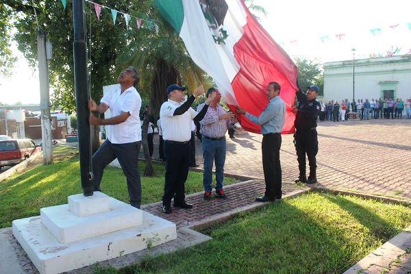 Desfile Independencia Sinaloa Municipio 2018