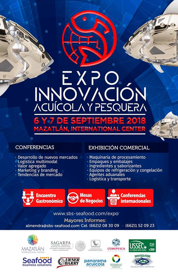 Expo Innovación Acuícola y Pesquera