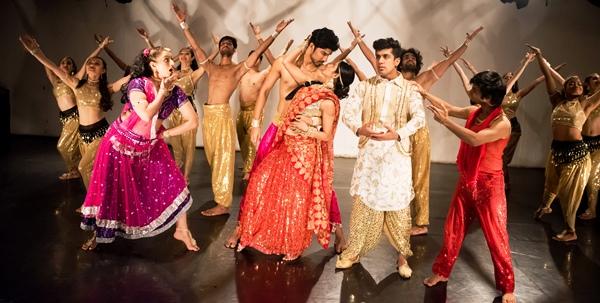 Festival Cultural Mazatlán 2018 Navdhara India Dance Theatre - Ashley Lobo