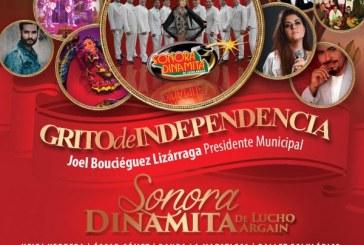 208 aniversario de la Independencia de México
