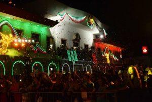 Grito de Independencia Mazatlán 2018 1