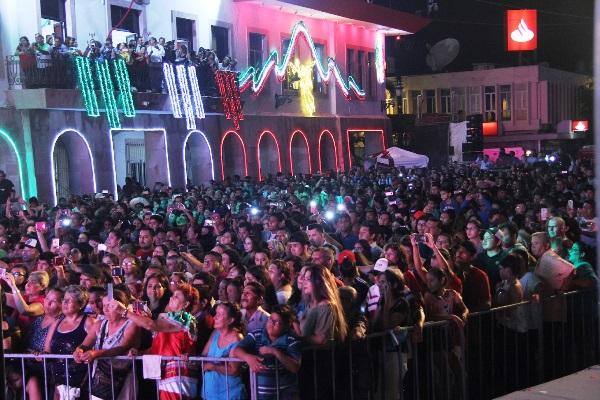 Grito de Independencia Mazatlán 2018 3