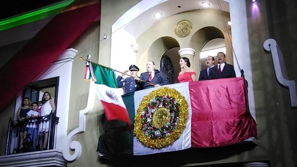 Grito de Independencia San Ignacio 2018