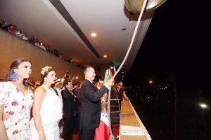Gritob de Independencia Sinaloa 2018 2