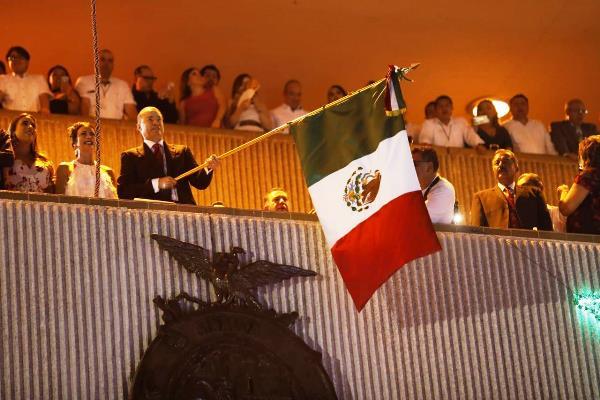 Gritob de Independencia Sinaloa 2018
